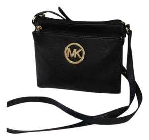 Michael Kors Leather Cross Body Bag