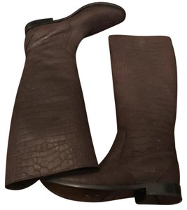 Alejandro Ingelmo Brown Boots