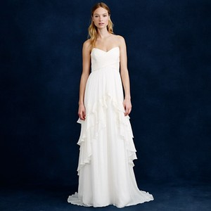 J.Crew Luella Mermaid Gown Wedding Dress