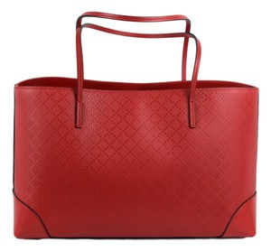 Gucci Diamante 353397 Tote in Red