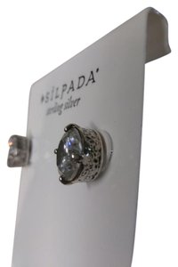 Silpada Silver sterling studs