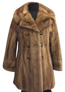 Richard Donald Fur Coat