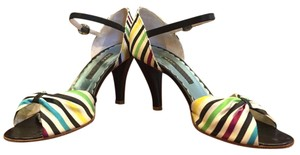 Marc Jacobs multi color Sandals