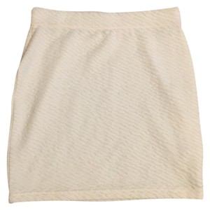Free People Skirt Off-White