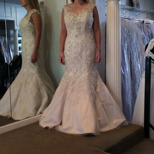 Angelina Faccenda Wedding Dress