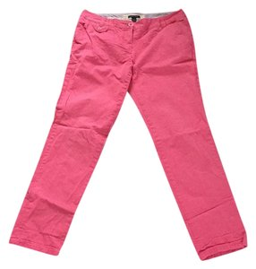 Tommy Hilfiger Straight Pants Pink