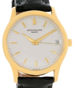 Patek Philippe Patek Philippe Calatrava 18k Yellow Gold Automatic Mens Watch 3998
