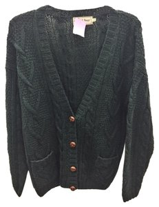 L.L.Bean Knit Wool Cardigan