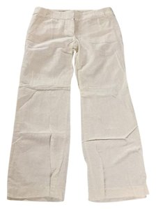 J.Crew Relaxed Pants Off white