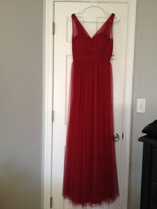 Christina Wu Claret Christina Wu 22667 Dress