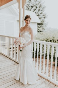 Lillian West 6341 Wedding Dress