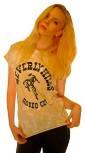 The Laundry Room Beverly Hills Rodeo Drive One Size T Shirt