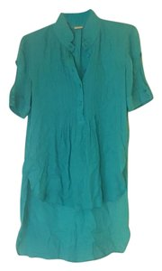 Rebecca Minkoff Top Turquoise/Teal