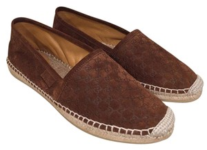 Gucci Espadrille Classic brown Flats
