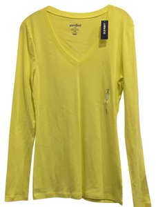 Old Navy T Shirt Yellow