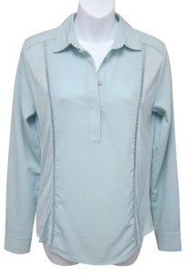 Ann Taylor Top Mint