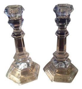 Tiffany & Co. Candle Holders