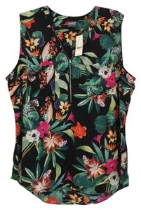 New York & Company Top Tropical
