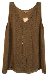 Lucky Brand Top Gold