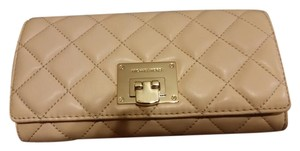Michael Kors Michael kors quilted leather wallet
