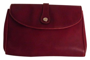 Gucci Early Rare Burgundy Color Two-way Style Dressy Or Casual Excellent Vintage Shoulder Bag