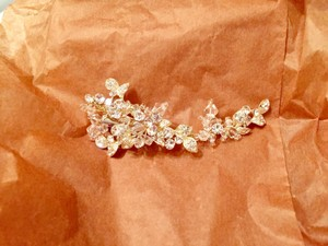 BHLDN Never Been Worn Bhldn Crystal Hair Clip