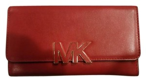 Michael Kors Michael kors red wallet