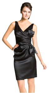 Maggy London Little Satin Classy Elegant Dress