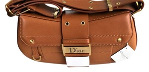 Other Christian Dior Tan Shoulder Bag