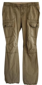 Banana Republic Cargo Pants Greenish Khaki