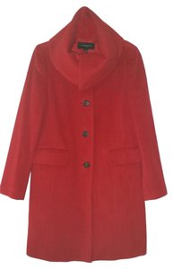 Ann Taylor Virgin Wool Cashmere Color Coat
