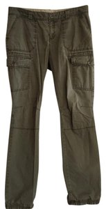 Banana Republic Cargo Pants Army Green