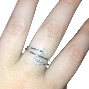 Other Sterling Silver Arrow Wrap Around Ring