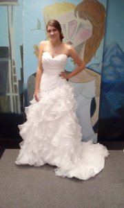 St. Patrick 3075139 Wedding Dress