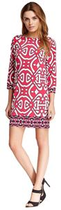 Laundry by Shelli Segal short dress POWER PINK on Tradesy