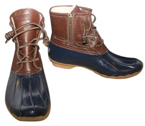 Sperry NAVY Boots