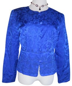 Maggy London Top Blue