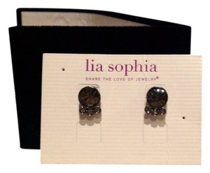 Lia Sophia Lia Sophia Crystal earrings