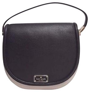 Kate Spade Satchel in Mousfro/Black