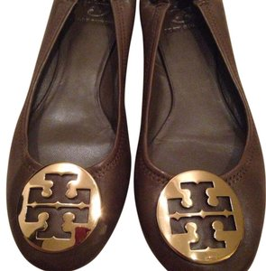 Tory Burch Taupe/brown Flats