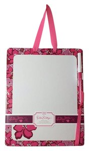 Lilly Pulitzer Decorative Memo Board + Marker - Dry Erase