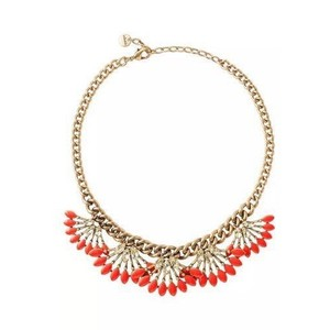 Stella & Dot Stella & Dot Coral Cay Necklace