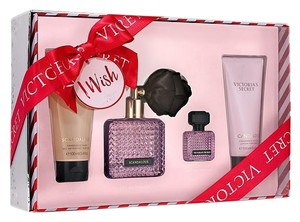 Victoria's Secret NEW Victoria's secret fragrance SCANDALOUS perfume Lotion Gift SET