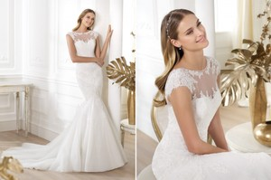 Pronovias Leonde Wedding Dress