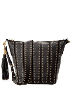 Michael Kors Brooklyn Grommet Medium Shoulder Bag