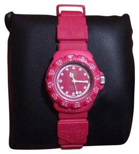 TAG Heuer Tag heuer pink watch