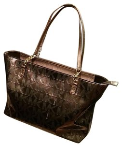 Michael Kors Tote in Bronze