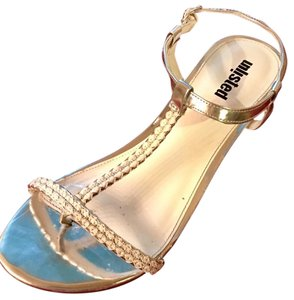 Unlisted by Kenneth Cole Silver Sandals