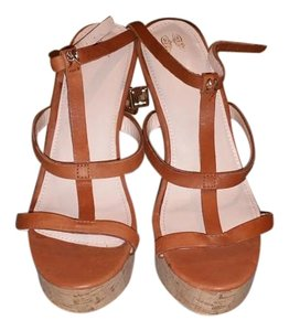 Victoria's Secret Carmel Wedges