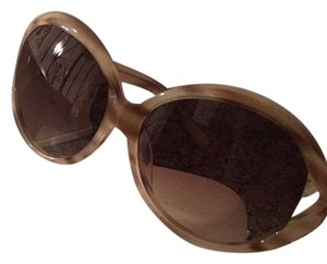 d75f64d1639 Beige Céline Sunglasses - Up to 70% off at Tradesy